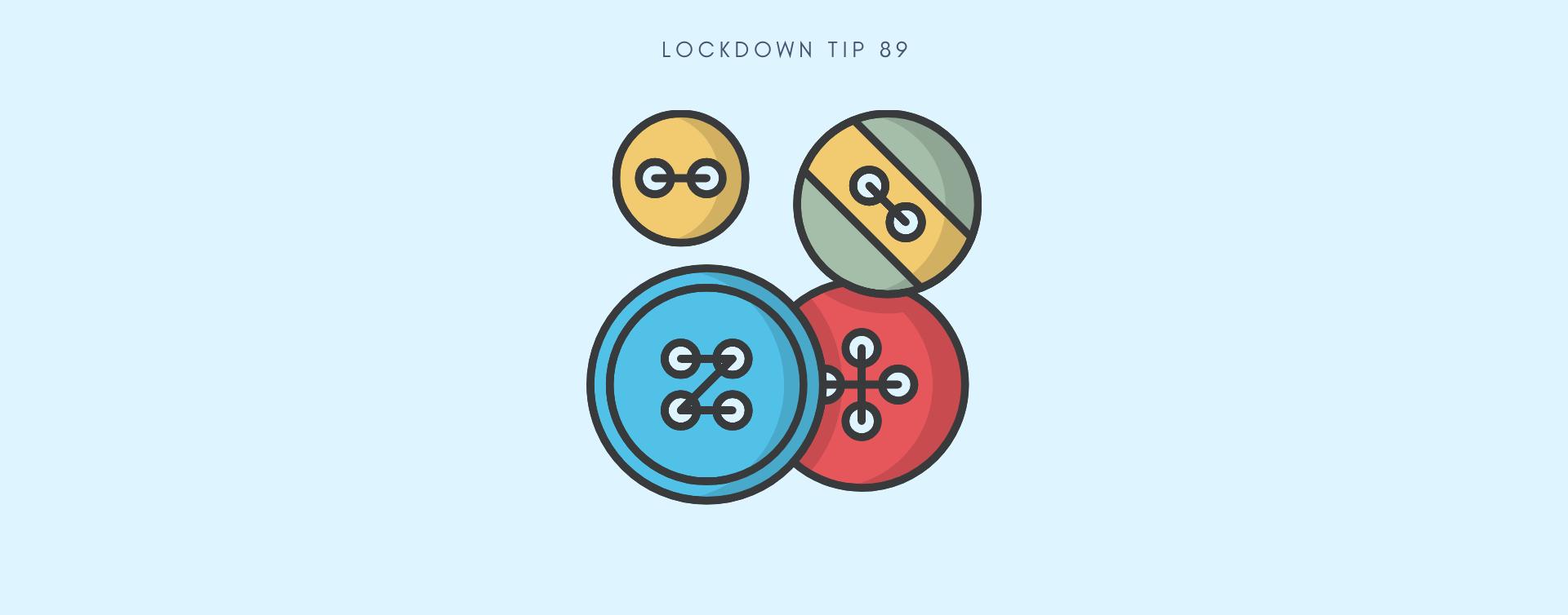MCSA Lockdown Tip 89