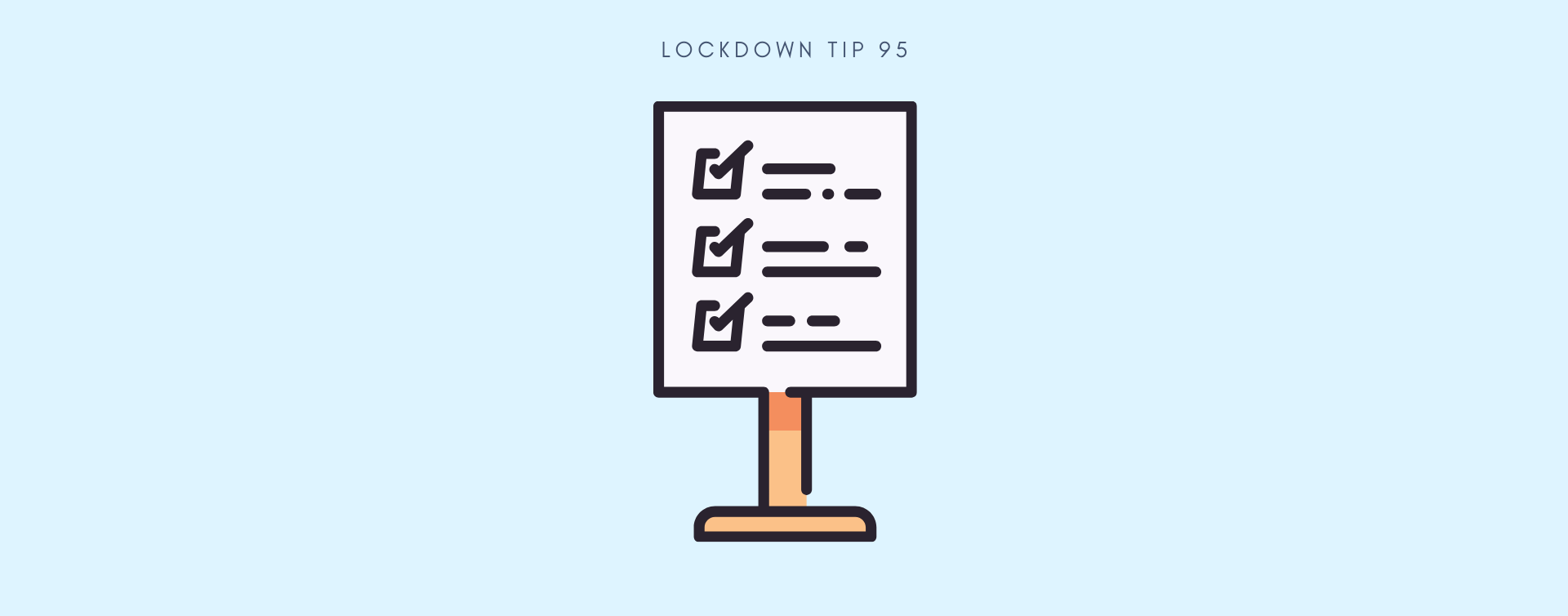 MCSA Lockdown Tip 95